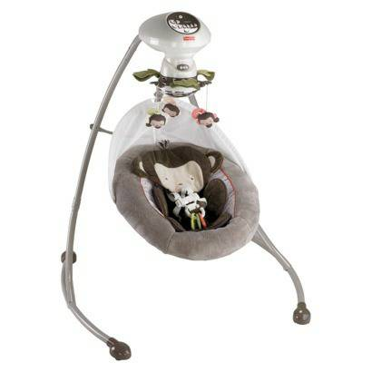 Snugga Monkey Baby Swing -   x0024 100  Washington
