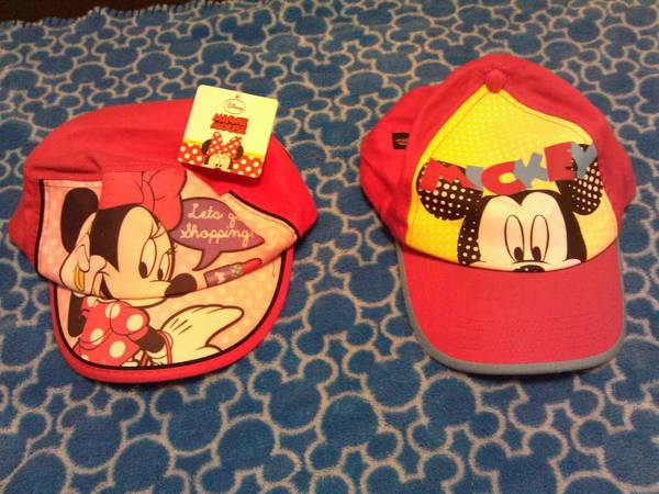 kid mickey and minnie hats -   x0024 10  221 Verot School Rd in Lafayette LA