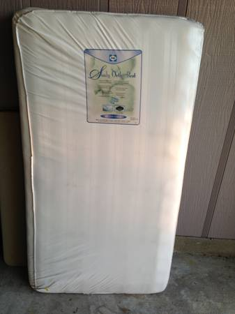Crib Mattress Sealy Ortho Rest - $20 (Youngsville)
