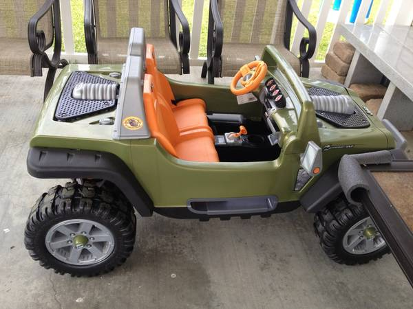 Power Wheels Jeep Hurricane  (New Iberia)