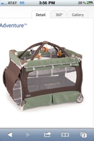 Chicco Lullaby LX Pack N Play - $100 (Broussard)