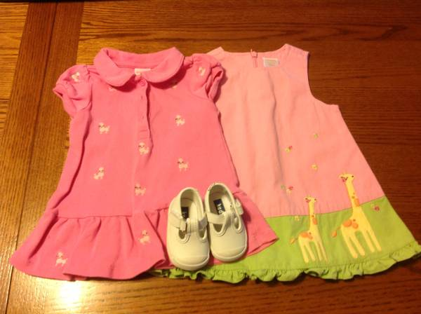 Baby girl Gymboree 3-6 month - $6 (Crowley )