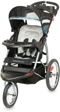 Jogging Stroller-Baby Trend Expedition LIMITED EDITION in Santorini - $100 (Lafayette)
