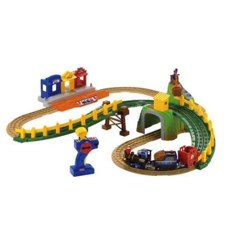 Geo Trax Train Set Remote Control - $40 (Delcambre, LA)