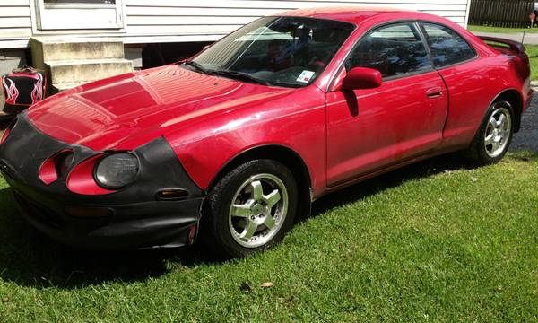1994 Toyota Celica DECKED OUT LOTS OF EXTRAS - $2300 (Lafayette)