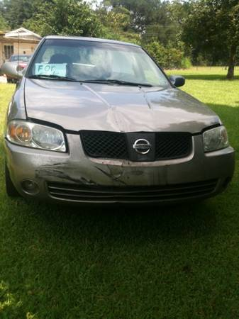 2005 Nissan Sentra 4 dr Sedan Special Edition 92,210 miles - $3750 (Lafayette - Southside)