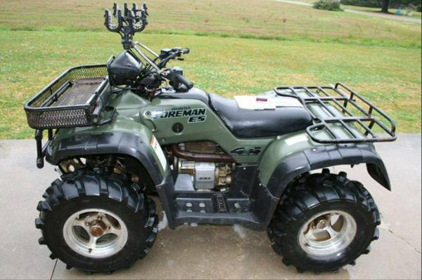 PRICE REDUCED 2004 Honda Foreman ES 450 4x4 For Sale or Trade - $3000 (Opelousas)