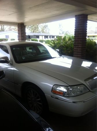 Lincoln Town Car On Swangas For Sale