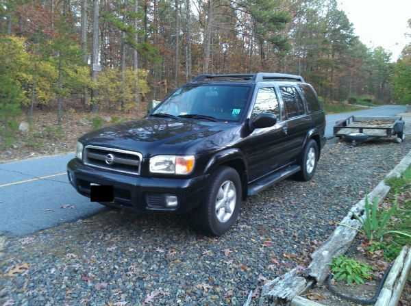 Nissan Pathfinder for sale or trade - $3500 (Lafayette (Gloria Switch))