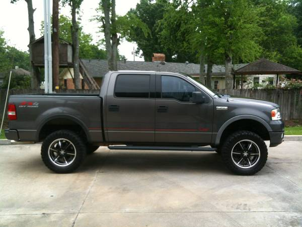 Ford F-150 FX4 Supercrew - $15900 (Baton Rouge Prairieville)