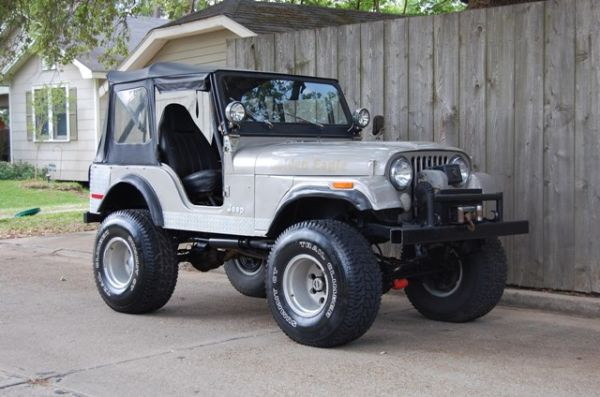 1976 Jeep CJ5 - $5000 (Opelousas)