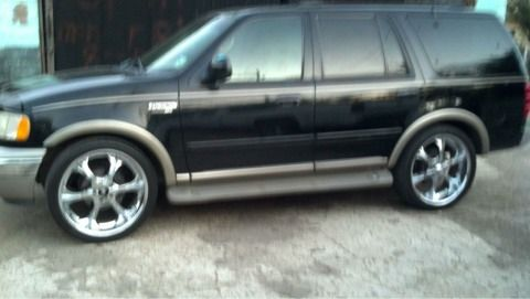 Expedition 2001 - $4000 (Opelousas)