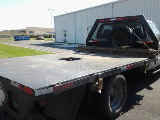2006 F350 Super Duty Dually with a 12 foot bed for sale. - $3000 (st martinville)