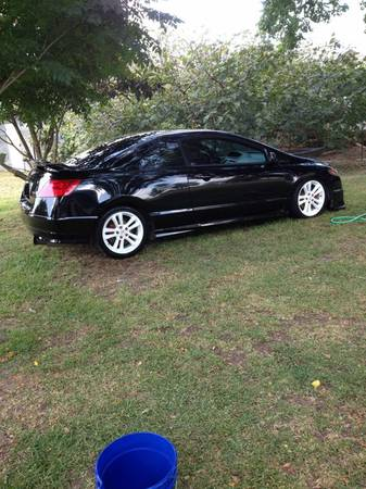 2008 Honda Civic Si Coupe - $11000