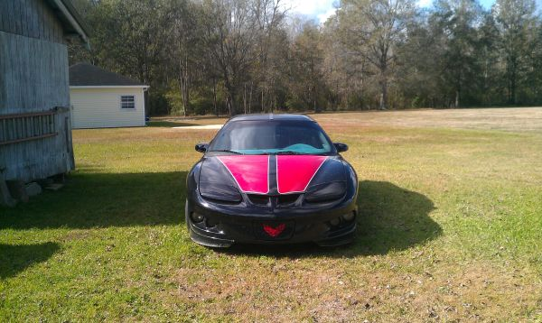 1999 25th anniversary pontiac firebird for sale or trade - $2000 (St. Amant)