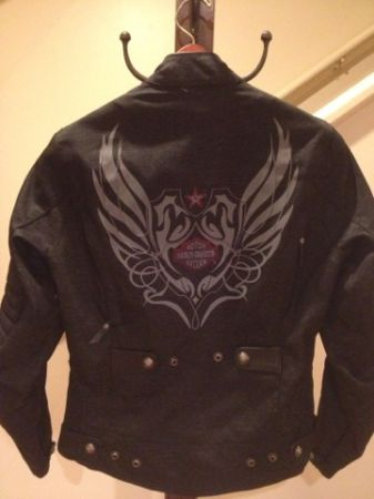 New Authentic Womens Harley Davidson Jacket - $200 (Crowley)