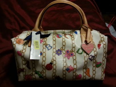 NEW with tags AUTHENTIC dooney and bourke bag - $75 (lafayette)