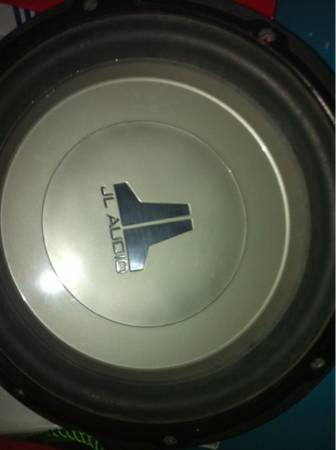 500 watt prime series punch and jlw1 12inch subwoofer - $175 (Lafayette)