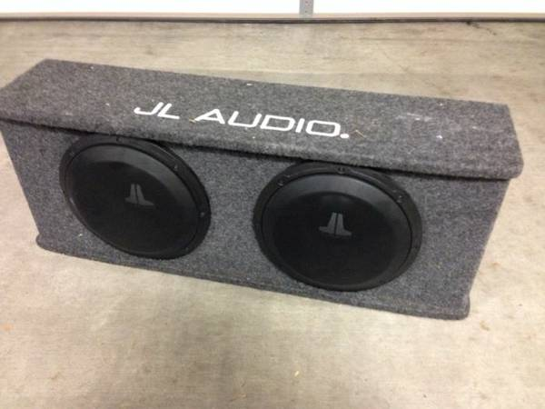 Jl audio two 10 inch subs - x0024200 (Lafayette LA)