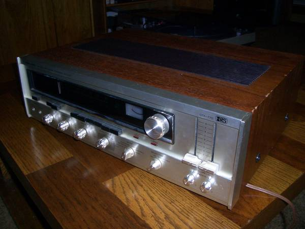 Realistic Quadraphonic receiver CD 4 SQ - $250 (Carencro)