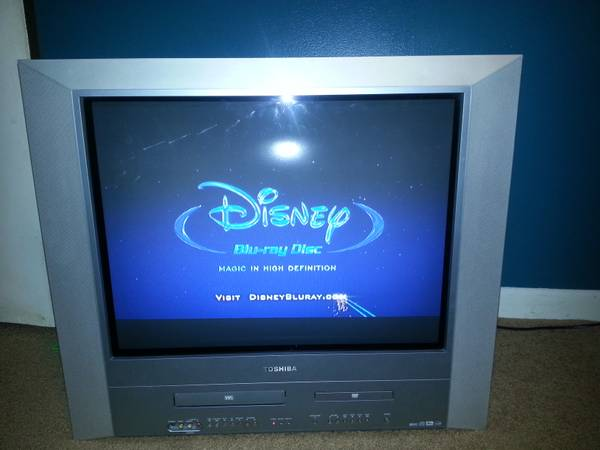 Two CRT TVs for sale (not hdtv) - $50 (southside lafayette)