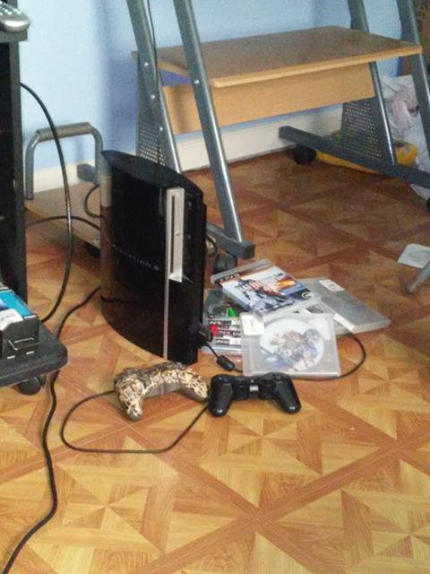 200  Ps3 with games
