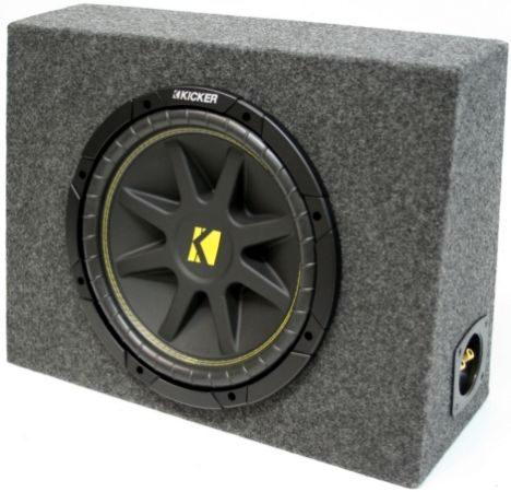 Kicker 12 inch subwoofer and box - $150 (Church point )
