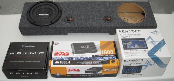 Sound system for your truck - $500 (Lafayette, LA)