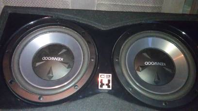 2 Kenwood 12 in Subs - $225 (New Iberia)