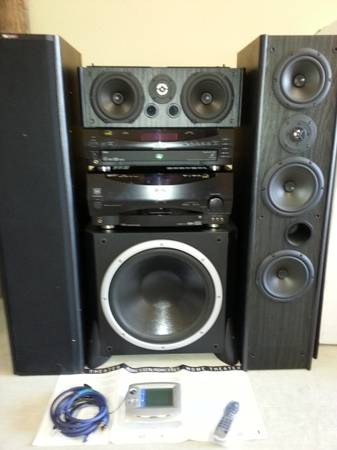 Kenwood Home Theater System - $2199 (Lafayette)