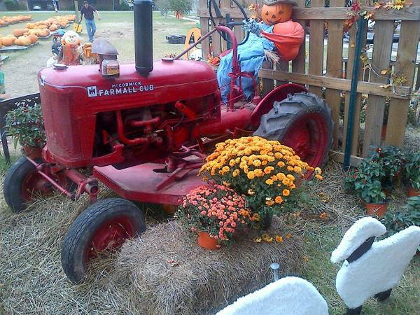 Woods belly mower for farmall cub for sale