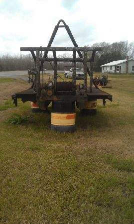 Wench Truck Bed - $1500 (Breaux Bridge)