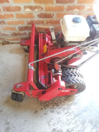 TRU-CUT REEL MOWER - $650 (NEW IBERIA, LOUISIANA)