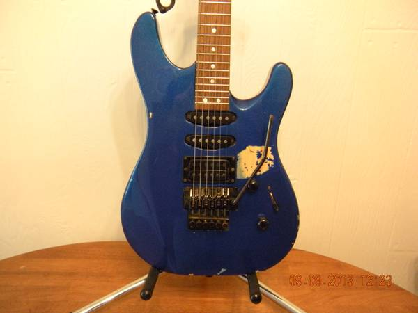Peavey Tracer guitar with floyd rose trem - $120 (Lafayette)