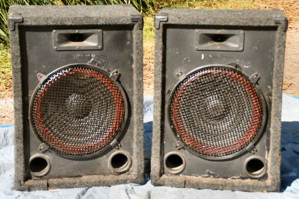 Optimus Speaker 150w - $50 (New Iberia)