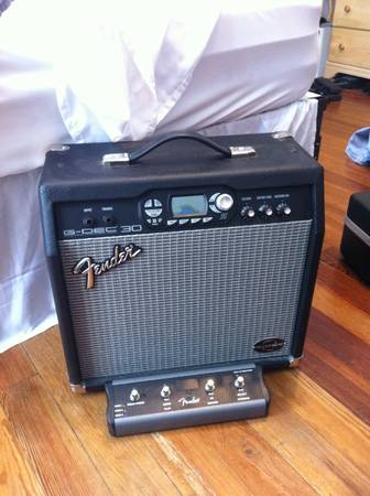 Fender G-DEC 30 footswitch - $200 (Near ULL)