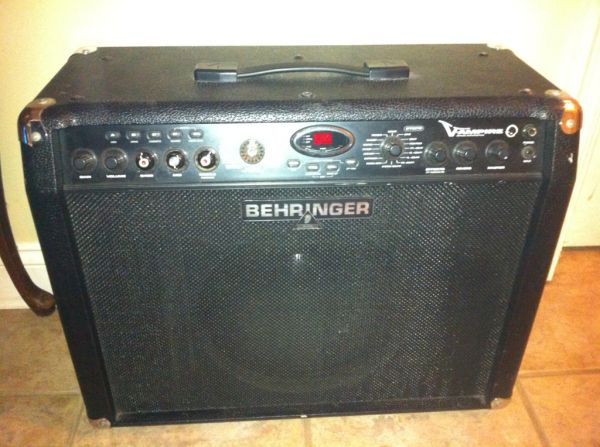 Heavy Duty Guitar Amp - $200 (Carencro, LA)