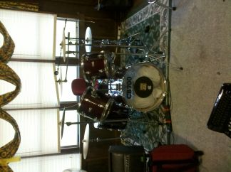 Cb-700 Drums - $500 (Crowley )