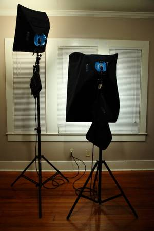 Westcott Spiderlite TD5 2-Light Soft-box Set -   x0024 800  Downtown Lafayette LA