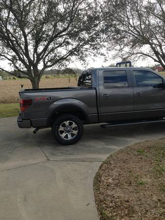 2013 F150 Stock 18 wheels and tires (Broussard)
