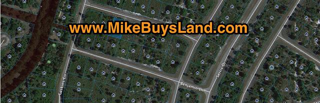 I Pay CASH for your Florida Land or Lot - Ill Pay Back Taxes and Closing Costs - MikeBuysLand.com