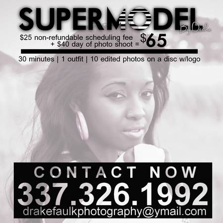 Photographer Seeking Models  Duson