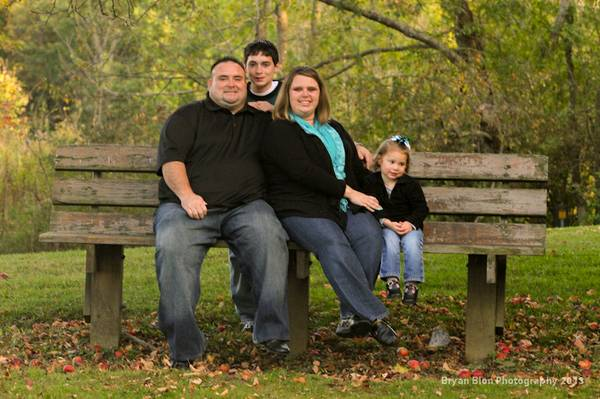 FREE Picture Album with any Family Picture Package   Lafayette Area