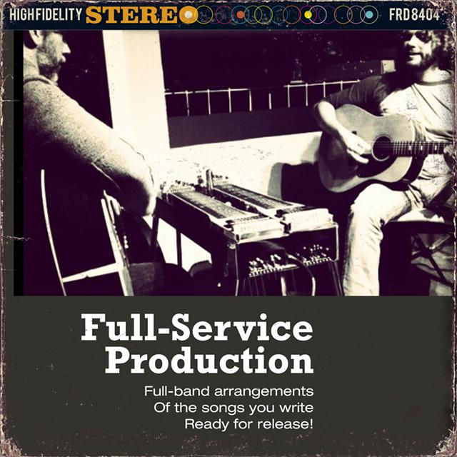 Service for Talented Singer-Songwriters