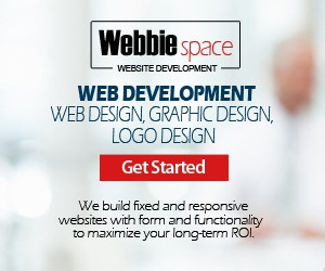 Webbiespace 124 Web Design  Development