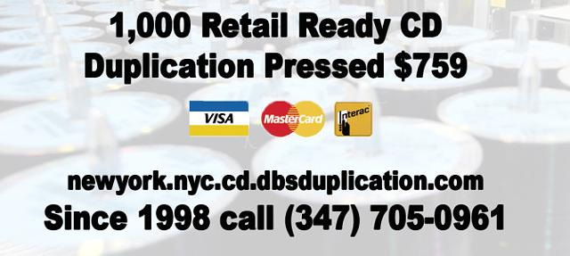 Save  350 Press Real CD Duplication - Recording Studio