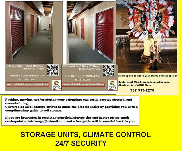 Free Complimentary Guide to Self Storage- Just send us your email- Storage Specials