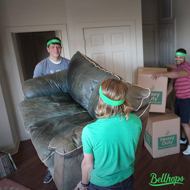 Moving Help  On-Demand  80hr for two Bellhops  fully insured