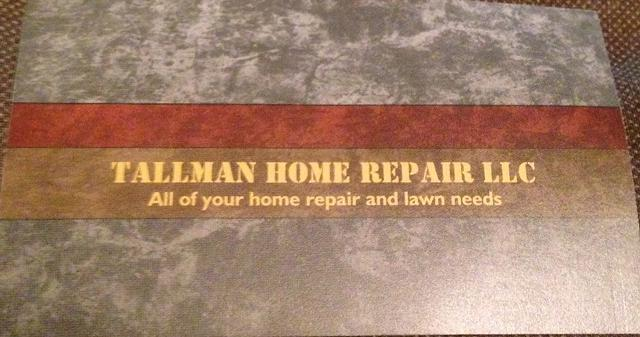 Home improvement and small construction services 601 3340499