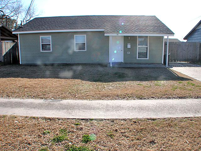 1 050  3br  Waggaman  LA - 3 Beds 1 Bath Completely Renovated House for Rent
